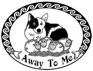 Away To Me Logo